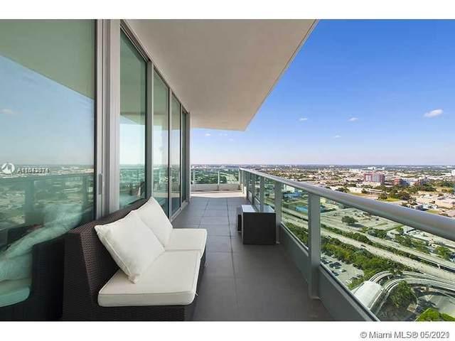 900 NE Biscayne Blvd #3212, Miami, FL 33132 (#A11043078) :: Posh Properties