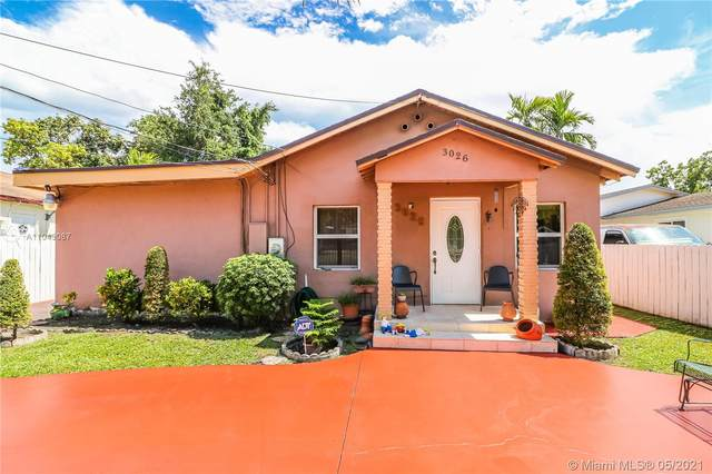 3026 NW 29th St, Miami, FL 33142 (MLS #A11043087) :: Prestige Realty Group