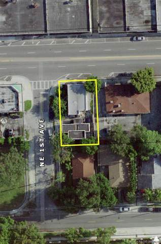 100 NE 54th St, Miami, FL 33137 (MLS #A11043106) :: Team Citron