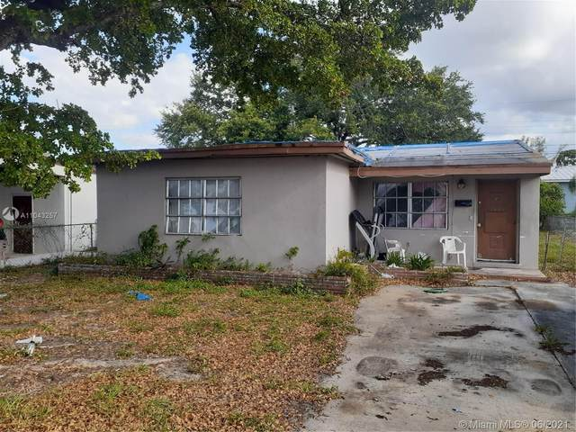 1400 NW 11th Pl, Fort Lauderdale, FL 33311 (MLS #A11043257) :: Re/Max PowerPro Realty