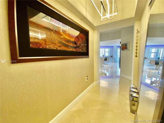 19900 E Country Club Dr #1220, Aventura, FL 33180 (#A11043310) :: Posh Properties