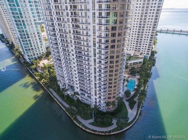 901 Brickell Key Blvd #507, Miami, FL 33131 (MLS #A11043351) :: The Rose Harris Group