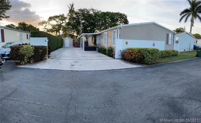 220 NE 12 Ave, Homestead, FL 33030 (MLS #A11043363) :: The Riley Smith Group