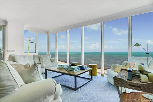 200 Ocean Lane Dr #1001, Key Biscayne, FL 33149 (MLS #A11043368) :: Natalia Pyrig Elite Team | Charles Rutenberg Realty