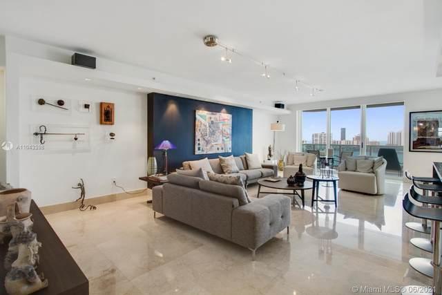 3301 NE 183rd St #1904, Aventura, FL 33160 (#A11043398) :: Posh Properties