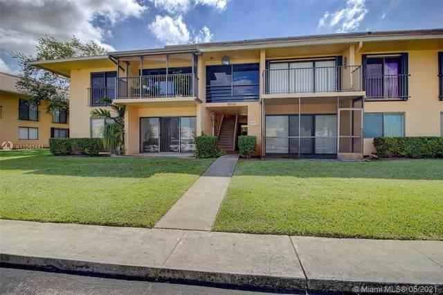 5991 Washington St #221, Hollywood, FL 33023 (MLS #A11043441) :: The Howland Group