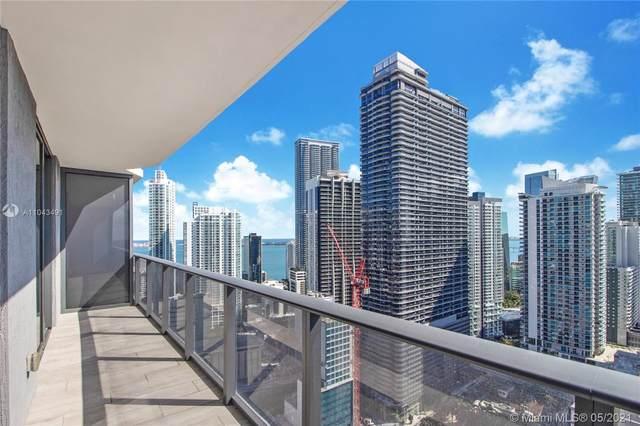 55 SW 9th St #3304, Miami, FL 33130 (#A11043491) :: Posh Properties