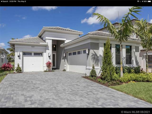 9057 Chauvet Way, Boca Raton, FL 33496 (MLS #A11043504) :: The Pearl Realty Group