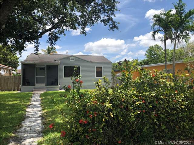 341 Ludlam Dr, Miami Springs, FL 33166 (MLS #A11043522) :: The Riley Smith Group