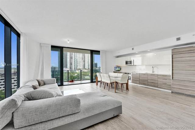 121 NE 34th St #908, Miami, FL 33137 (#A11043581) :: Posh Properties