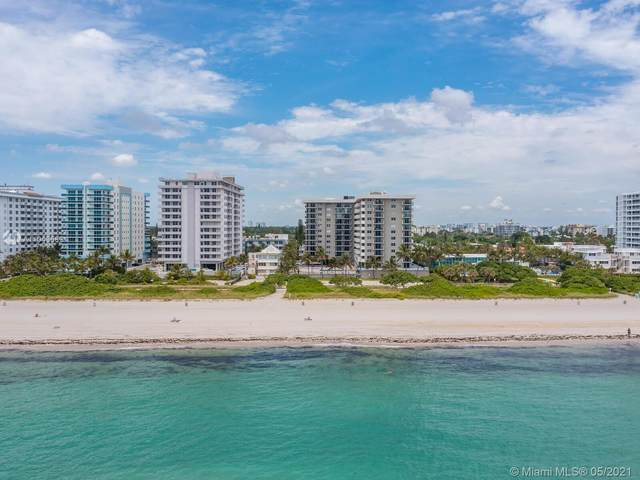 9273 Collins Ave #907, Surfside, FL 33154 (MLS #A11043582) :: Natalia Pyrig Elite Team | Charles Rutenberg Realty