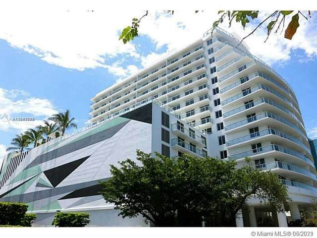 4250 Biscayne Blvd #1006, Miami, FL 33137 (MLS #A11043598) :: The Howland Group