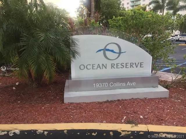 19370 Collins Ave #312, Sunny Isles Beach, FL 33160 (#A11043765) :: Posh Properties