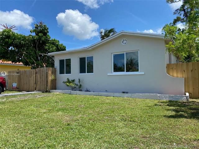 76 NW 118th St, Miami, FL 33168 (MLS #A11043848) :: Team Citron