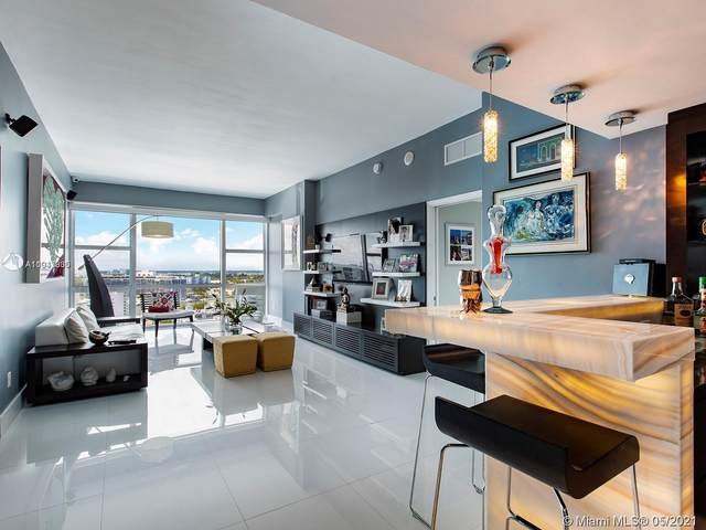 6801 Collins Ave Ph01/02, Miami Beach, FL 33141 (#A11043860) :: Posh Properties