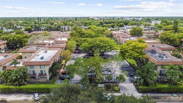 8500 SW 109th Ave 6-117, Miami, FL 33173 (MLS #A11043885) :: Carole Smith Real Estate Team