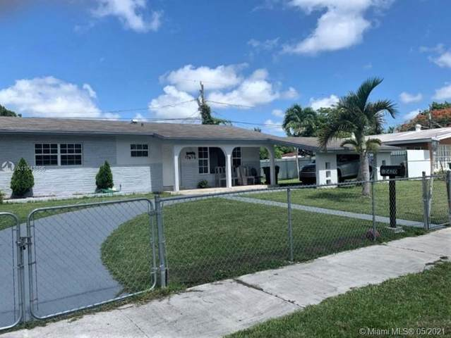 17420 SW 119th Ave, Miami, FL 33177 (MLS #A11043896) :: The Rose Harris Group