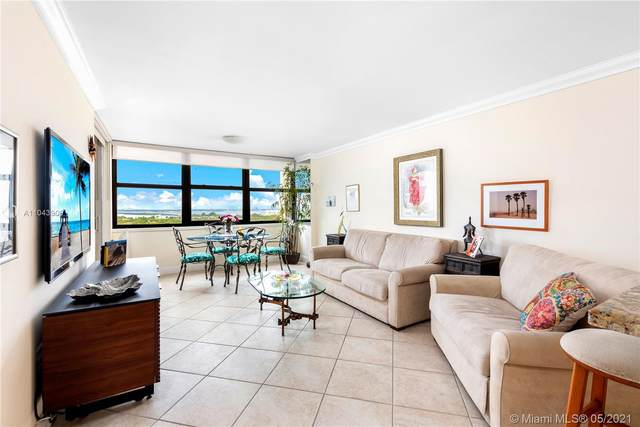 2555 Collins Ave #2306, Miami Beach, FL 33140 (MLS #A11043909) :: The Rose Harris Group