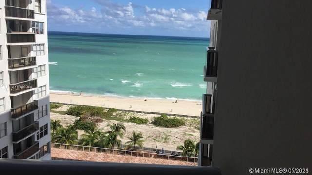 6039 Collins Ave #1111, Miami Beach, FL 33140 (#A11043944) :: Dalton Wade