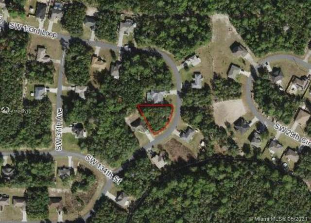 133 LOOP SW 133 LOOP, Ocala, FL 34473 (MLS #A11043970) :: Prestige Realty Group