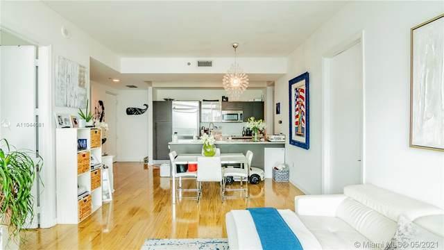 55 SE 6th St #4305, Miami, FL 33131 (#A11044081) :: Posh Properties