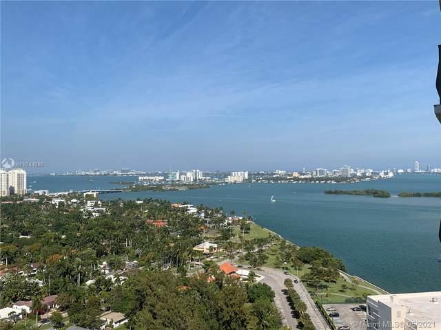 780 NE 69th St #2504, Miami, FL 33138 (MLS #A11044090) :: Berkshire Hathaway HomeServices EWM Realty