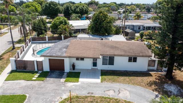 351 N 71st Ter, Hollywood, FL 33024 (MLS #A11044094) :: The Pearl Realty Group