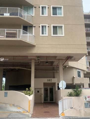 102 SW 6th Ave #404, Miami, FL 33130 (#A11044099) :: Posh Properties