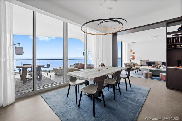 16901 Collins Ave #2402, Sunny Isles Beach, FL 33160 (MLS #A11044108) :: The Rose Harris Group