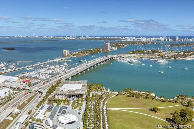 900 Biscayne Blvd #5208, Miami, FL 33132 (MLS #A11044119) :: GK Realty Group LLC