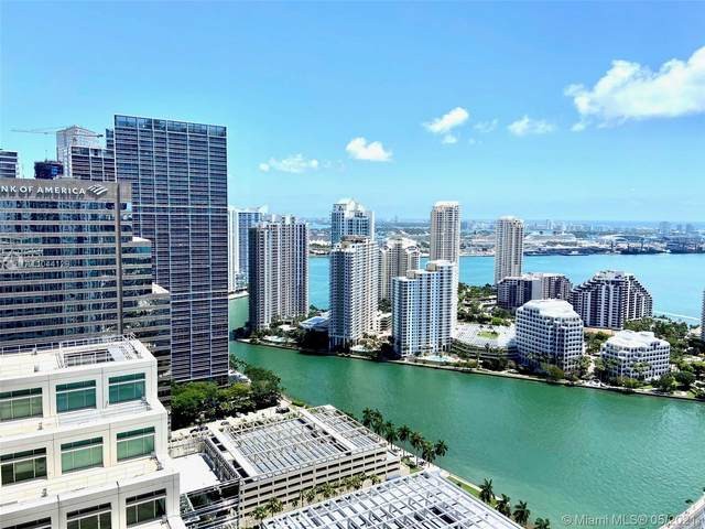 950 Brickell Bay Dr #4202, Miami, FL 33131 (MLS #A11044129) :: The Howland Group