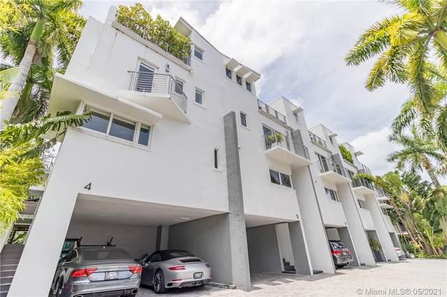 1024 Lenox Ave #4, Miami Beach, FL 33139 (MLS #A11044130) :: Castelli Real Estate Services