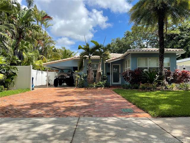 609 SW 18th St, Fort Lauderdale, FL 33315 (MLS #A11044141) :: Castelli Real Estate Services