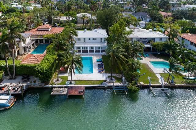 1431 W 22 ST, Miami Beach, FL 33140 (MLS #A11044147) :: The Rose Harris Group