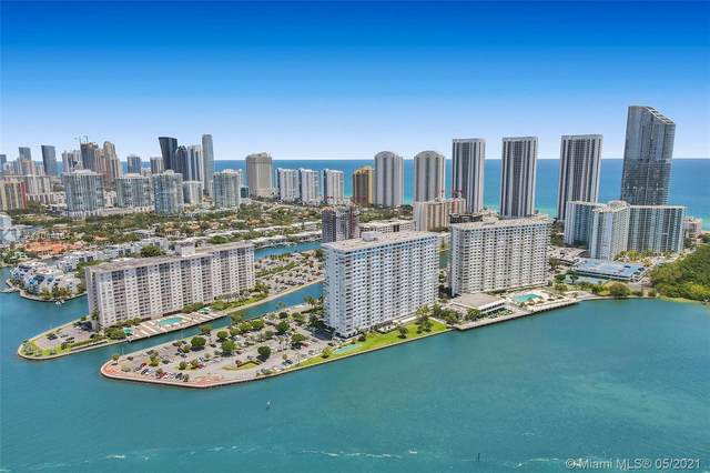 500 Bayview Dr #1126, Sunny Isles Beach, FL 33160 (#A11044164) :: Dalton Wade