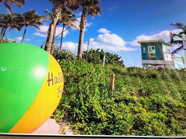 2001 Atlantic Shores Blvd #109, Hallandale Beach, FL 33009 (#A11044198) :: Posh Properties
