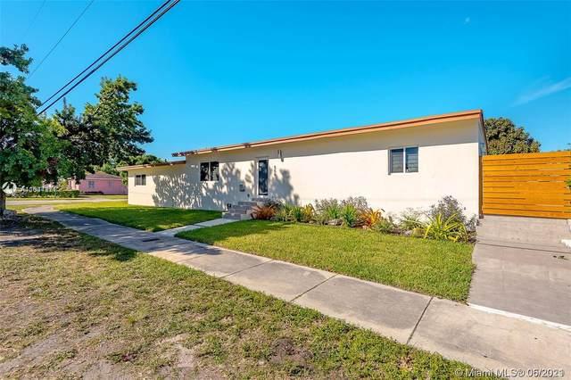 550 SW 65th Ave, Miami, FL 33144 (MLS #A11044211) :: Team Citron