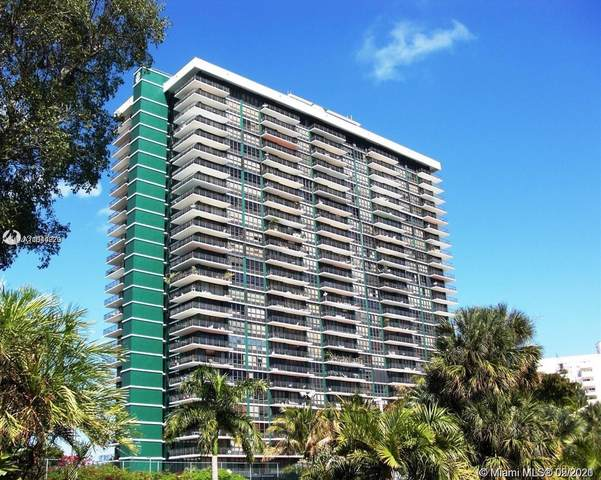 780 NE 69th St #1808, Miami, FL 33138 (MLS #A11044220) :: The Jack Coden Group