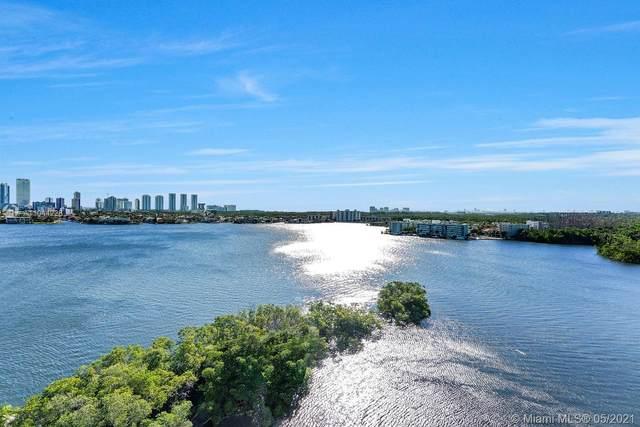 17111 Biscayne Blvd #1108, North Miami Beach, FL 33160 (#A11044228) :: Posh Properties