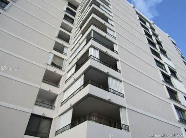1401 S Ocean Blvd #703, Pompano Beach, FL 33062 (MLS #A11044256) :: Re/Max PowerPro Realty
