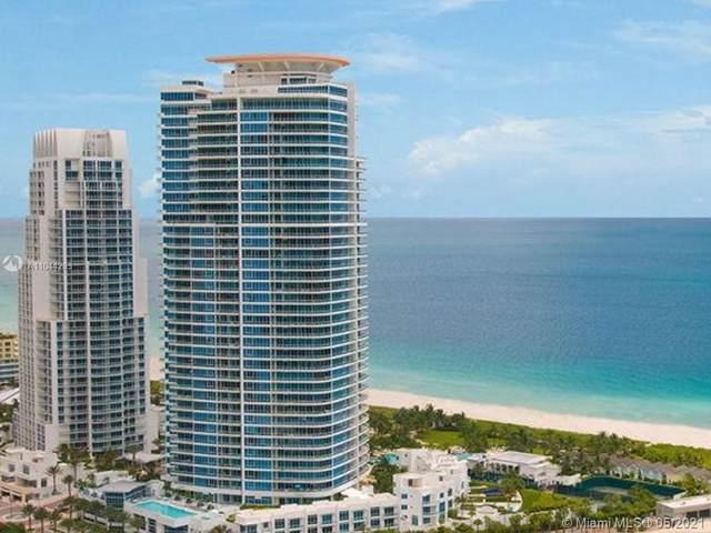 100 S Pointe Drive #2001, Miami Beach, FL 33139 (MLS #A11044283) :: Castelli Real Estate Services