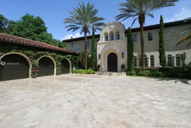 4955 N Kendall Dr, Miami, FL 33156 (MLS #A11044319) :: Prestige Realty Group