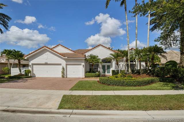 1811 NW 141st Ave, Pembroke Pines, FL 33028 (MLS #A11044331) :: The Riley Smith Group