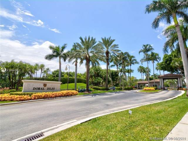 10750 NW 66th St #314, Doral, FL 33178 (MLS #A11044340) :: The Pearl Realty Group