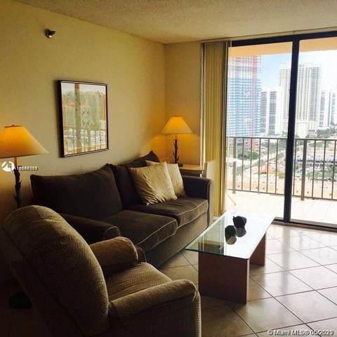 210 174th St #2306, Sunny Isles Beach, FL 33160 (MLS #A11044361) :: Berkshire Hathaway HomeServices EWM Realty