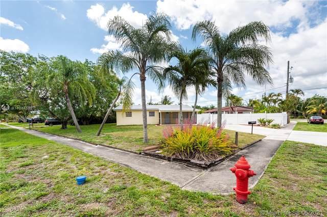 3732 SW 17th St, Fort Lauderdale, FL 33312 (MLS #A11044502) :: Douglas Elliman