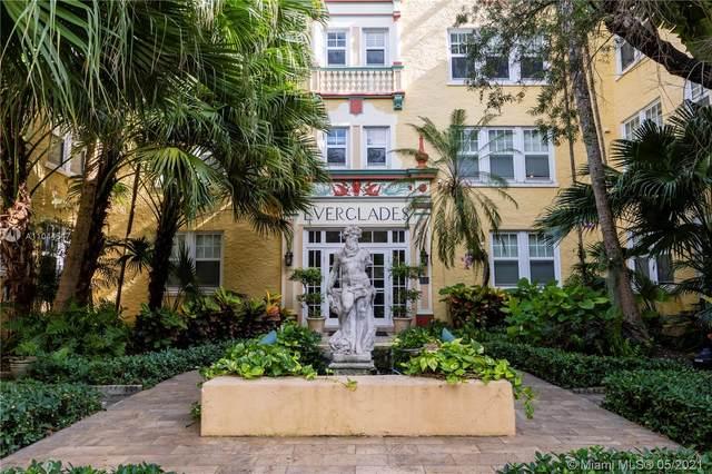 536 14th St #301, Miami Beach, FL 33139 (MLS #A11044547) :: The Rose Harris Group