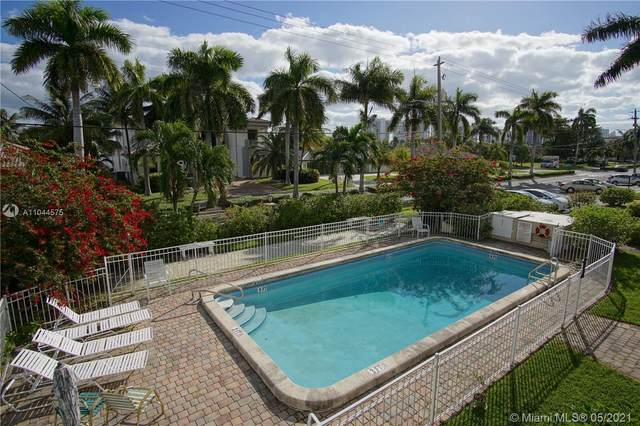 500 Layne Blvd #016, Hallandale Beach, FL 33009 (MLS #A11044575) :: Team Citron