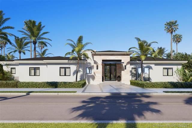 6400 Maynada St, Coral Gables, FL 33146 (MLS #A11044589) :: Team Citron
