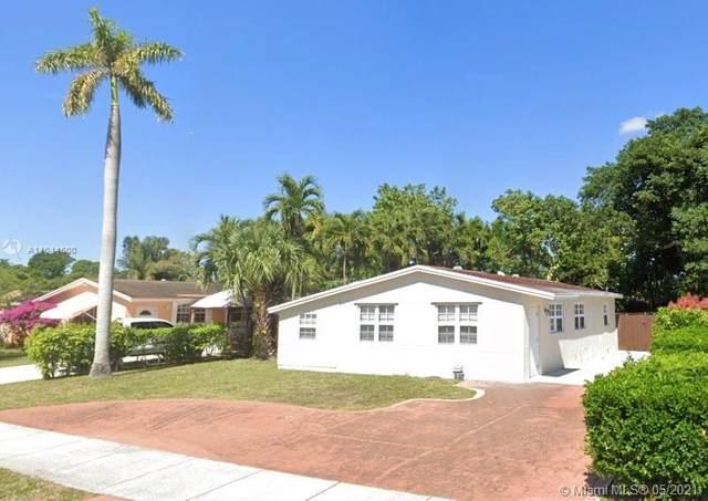 5961 NW 42nd Ave, North Lauderdale, FL 33319 (MLS #A11044600) :: Douglas Elliman